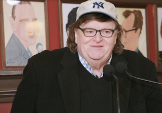 "Michael Moore Aims to Dissolve Trump's ""Teflon Shield"" With ""Fahrenheit 11/9"""