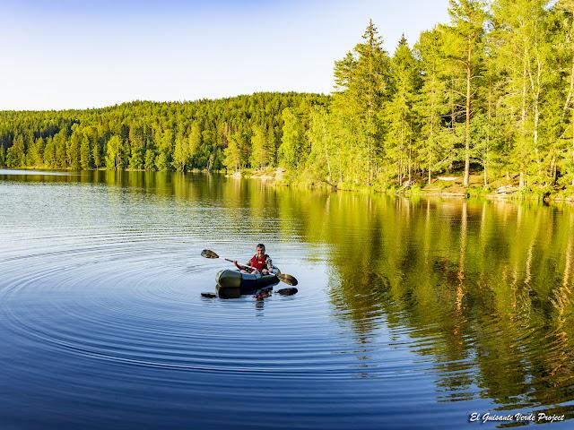 Nøklevann - Noruega, por El Guisante Verde Project