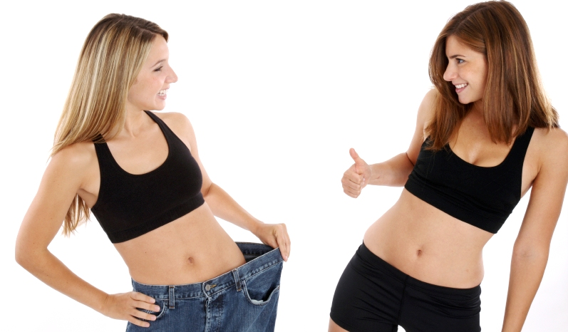 Cara Menurunkan Berat Badan Dalam Seminggu Dengan Mudah