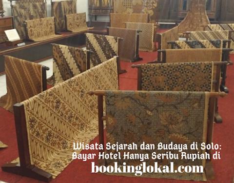 Wisata Sejarah dan Budaya di Solo: Bayar Hotel Hanya Seribu Rupiah di Bookinglokal.com