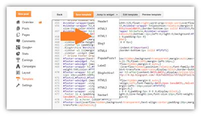menggunakan tag kondisional guna memepercepat loading blog