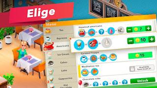 Descargar My Cafe Recipes & Stories MOD APK 2019.11.2 Gratis para android 2020 5