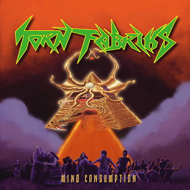 "TORN FABRIKS - ""MIND CONSUMPTION"""