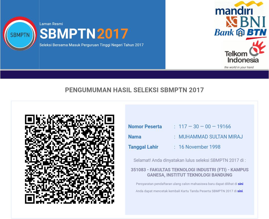 Live Your Dreams Kisah Mantan Anak Gap Year Dapat Itb Ugm Dan Beasiswa Telkom