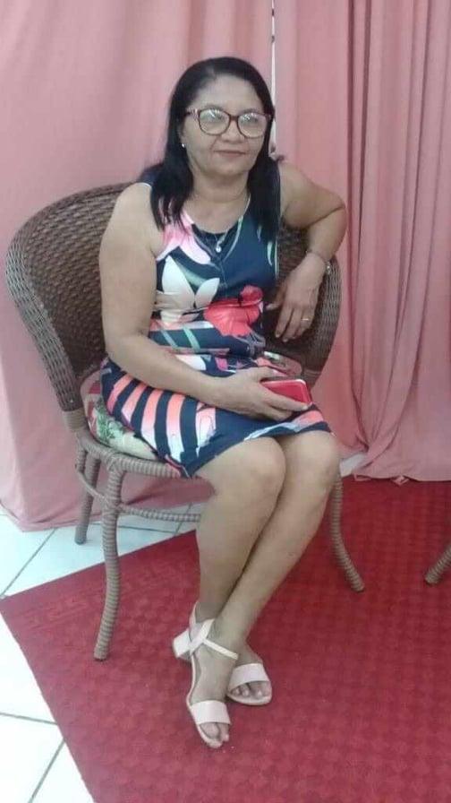 Vítima da Covid-19: dona Chagas Costa, avó do radialista Felipe Costa morre aos 63 anos em Elesbão Veloso.