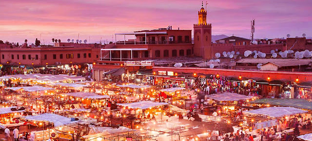 3 Days Marrakech desert tour to Fes