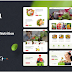 Fitmeal - Organic Food Delivery and Healthy Nutrition WordPress Theme