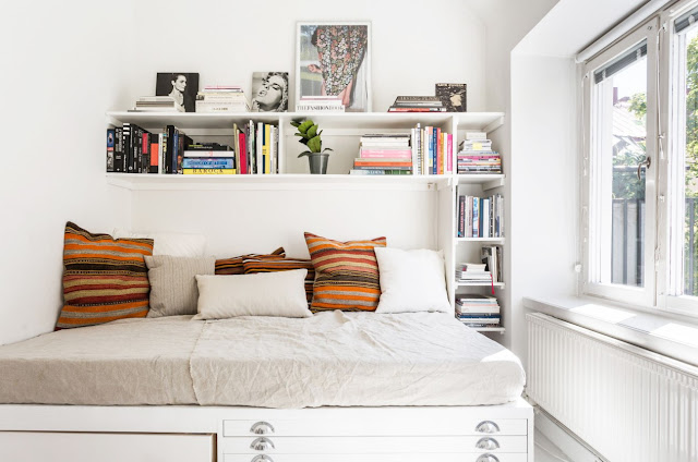 modern bedroom design for small space