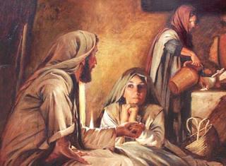 Cantos para missa do 16º Domingo Comum