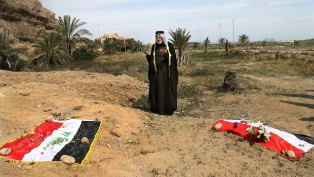 ISIS Buried Thousands In 72 Mass Graves