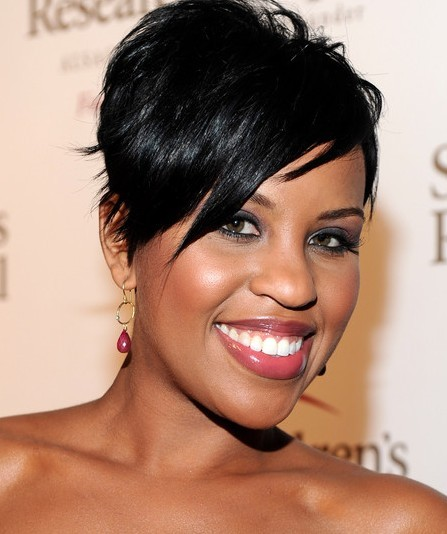 Nana Hairstyle Ideas: Cute Short Black Hairstyles