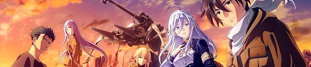 El anime 86 tendrá segunda temporada en octubre.