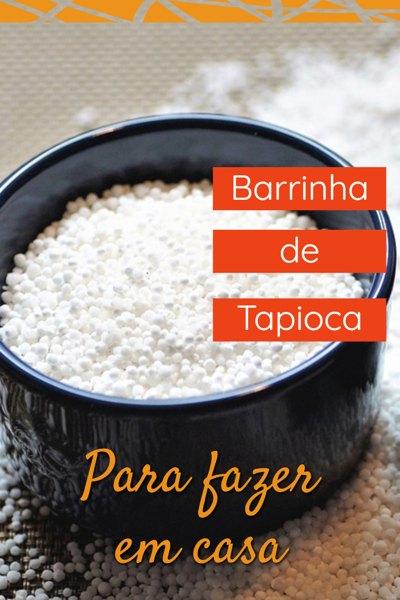 Barrinha de tapioca - Esta é uma receita para quem evita comer barrinhas industrializadas, é a receita de uma barrinha de tapioca saudável, feita em casa!