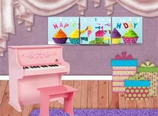 Juegos de Escape - Amajeto Birthday Escape