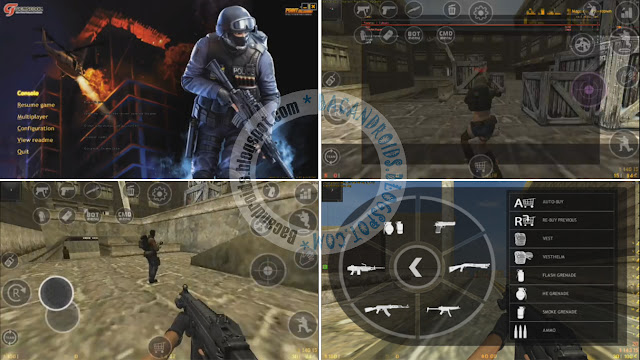 download Counter Strike Mod Point Blank Project CSPB V1.4 Update Patch Terbaru
