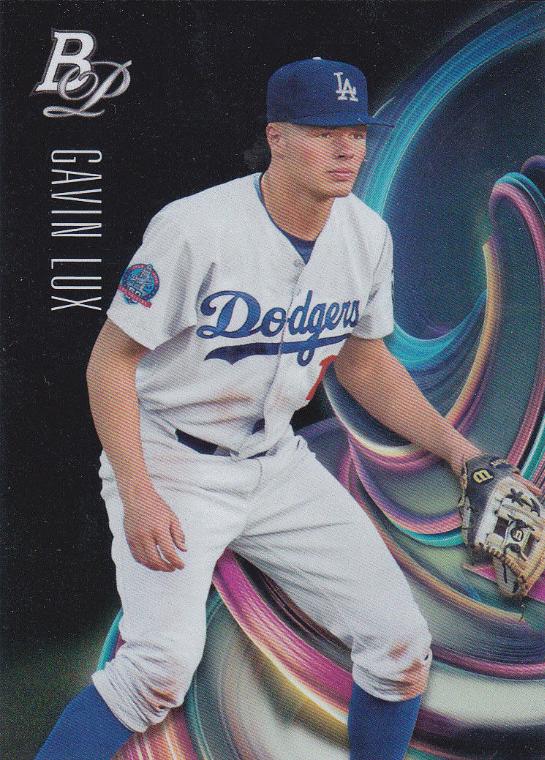 Dodgers Blue Heaven 2018 Bowman Platinum All The Dodgers