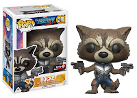 Funko Pop! Rocket Gamestop