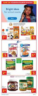 Walmart Supercentre Weekly Flyer valid August 5 - 11, 2021