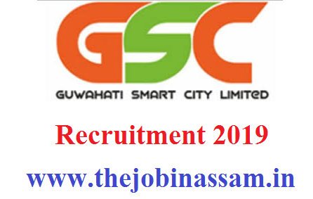 Guwahati Smart City Ltd Recruitment 2019