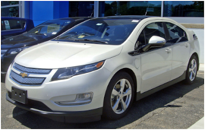 Cars Chevrolet Volt