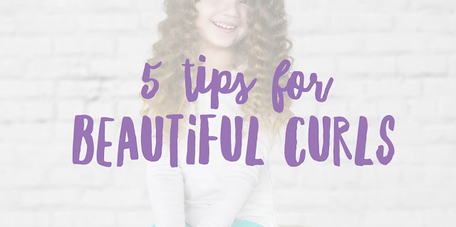 5 Best Tips for Beautiful Curls by Michele Clarke