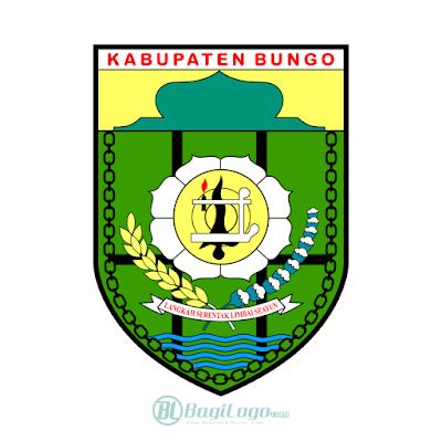 Kabupaten Bungo Logo Vector