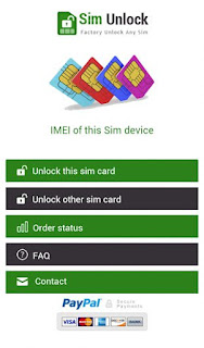SIM Unlock Mobile Phone v0.0.1 Full APK