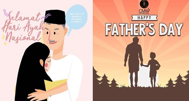Perbedaan Hari Ayah Nasional dan Fathers Day