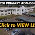 UNN 2019/2020 Primary Admission list