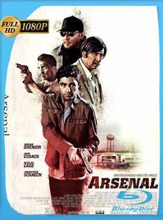Arsenal 2017 HD [1080p] Latino [GoogleDrive] SilvestreHD