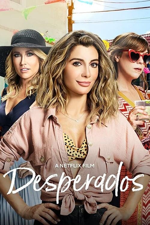 Desperados (2020) English 480p & 720p | 1Drive Watch Online