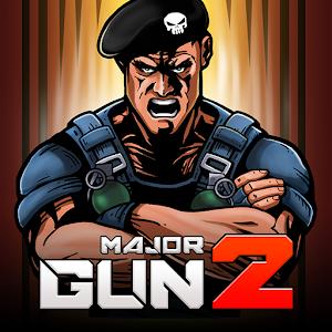 Major GUN : war on terror MOD APK terbaru