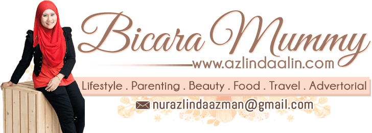 Azlinda Alin Malaysian Parenting Lifestyle Beauty Blogs