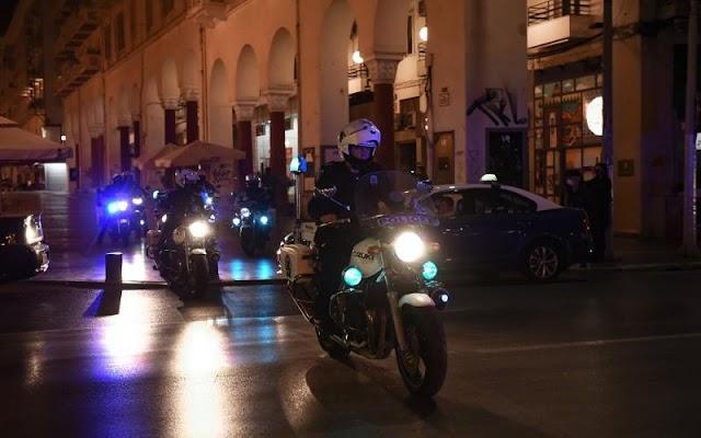 Θεσσαλονίκη: Χειροπέδες σε 3 άτομα στο κέντρο - Έκλεψαν 80.000€ από σπίτι