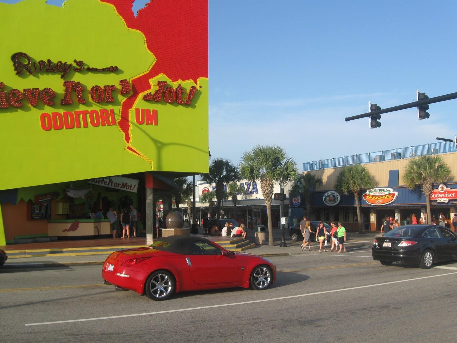 Myrtle Beach Attractions Ripley S Believe It Or Not Odditorium