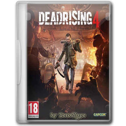 Dead Rising 4 Full Español