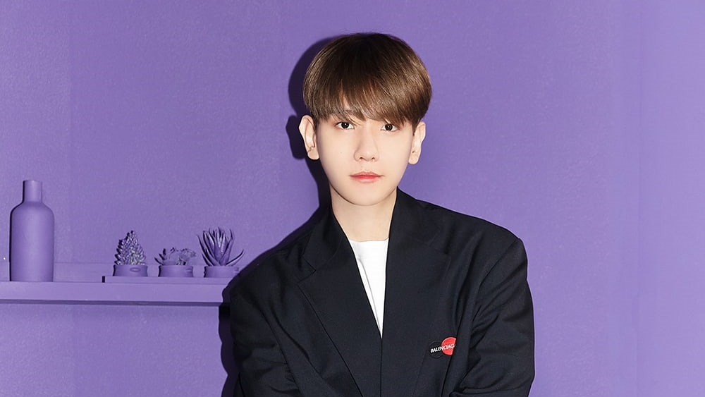 The Song 'Candy' Got Achievement on The Charts, EXO's Baekhyun Received a Gift From SM Founder, Lee Soo Man