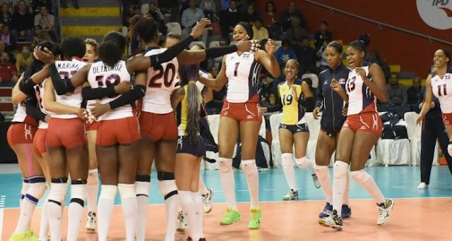 #Voleyball: Dominicana gana invicta el Grupo B y avanza a semifinal