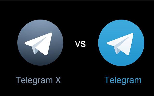 ماهو تطبيق Telegram X والإختلاف بينه وبين تليجرام العادي