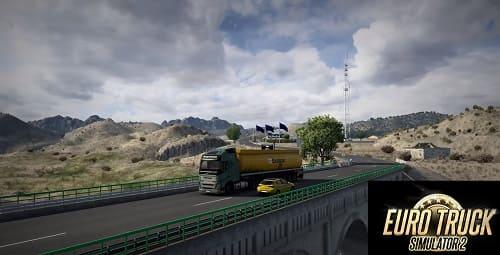 تحميل لعبة Euro Truck Simulator 2 اخر اصدار