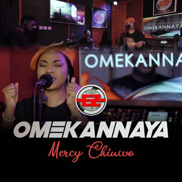 Mercy Chinwo – Omekannaya (Studio Live)