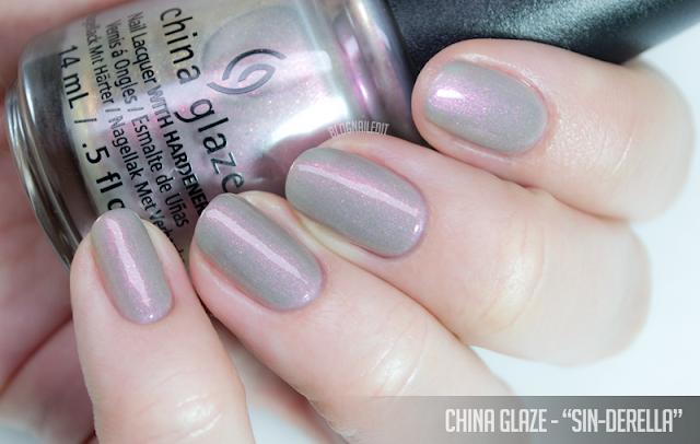 China Glaze - Sin-derella