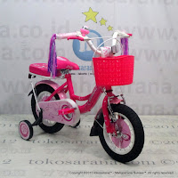 Sepeda Anak Element Lolita 12 Inci