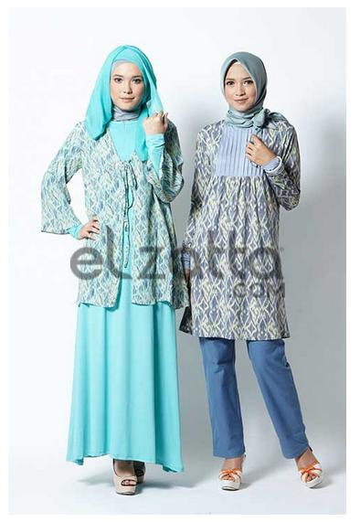 Koleksi Model Baju Muslim Elzatta Terbaru 2018 Eksklusif 100