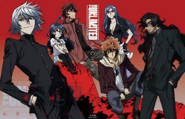 anime dengan karakter utama overpowered