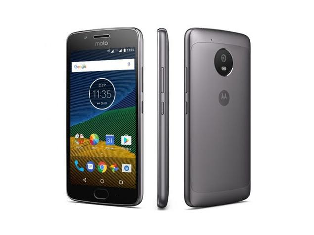 Moto G5: specification and discounts