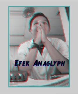 efek anaglyph