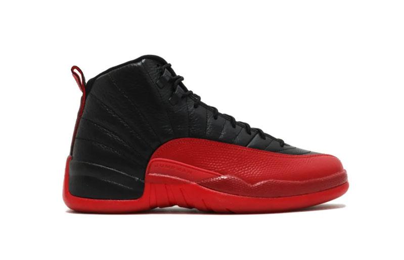 """Air Jordan 12 """"Flu Game"""" 1997"""