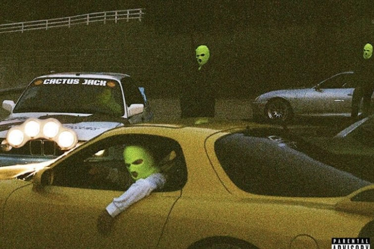 Travis Scott & JACKBOYS Album Sold 141K In The First Week