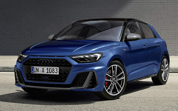 Audi A1 Sportback 2022 pacote Competition S e mais potência
